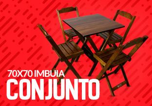 Conjunto 70x70